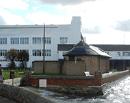 The Classic Boat Museum in Cowes, Isle of Wight